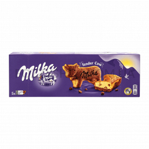 Бисквит Milka молочный шоколад с какао