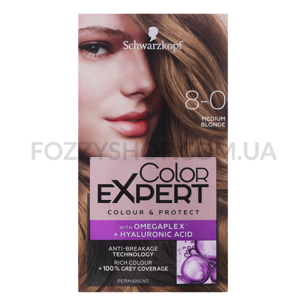 Краска Schwarzkopf Color Expert 8-0 Натуральный русый