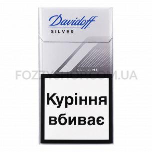Сигареты Davidoff SSL-Line Silver
