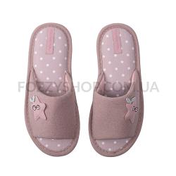 Тапки женские TwinsHS-VL Pink star р.36-37