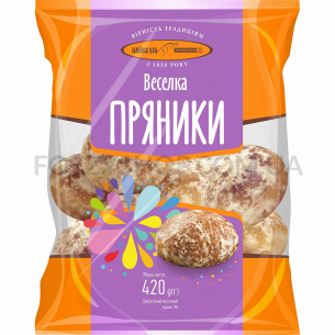 Пряники Київхліб Радуга