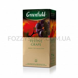 Чай травяной Greenfield Fest Grap