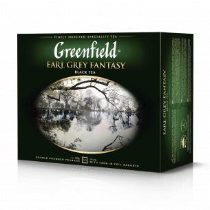Чай чорний Greenfield Earl...