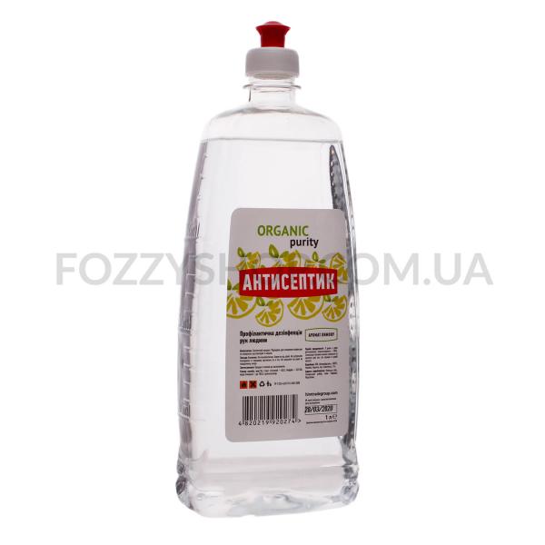 Антисептик Organic purity универсальный 60%