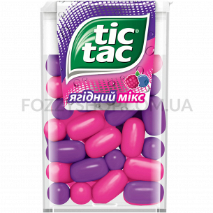 Драже Tic Tac ягодный микс