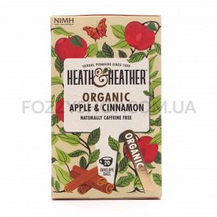 Напиток Heath&Heather яблоко-корица