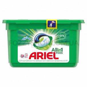 Гель-капсули Ariel Гірське...
