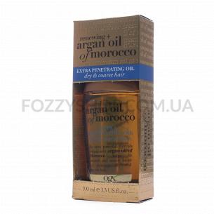 Масло для волос Ogx Argan Oil of Morocco проникающее