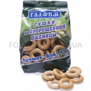 Сушки Galfim из пророщенной пшеницы