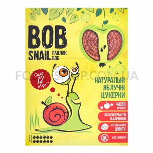 Конфета Bob Snail яблочная