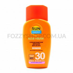 Эмульсия для загара Sun Energy SPF30