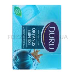 Мыло Duru Fresh Sensation Океанский бриз экопак