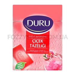 Мыло Duru Fresh Sensation Цветочное облако экопак