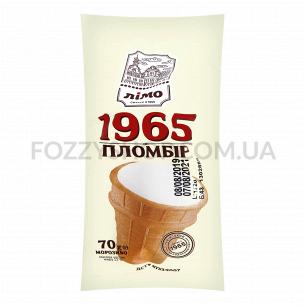 Мороженое Лімо Пломбир 1965 вафельный стакан