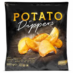 Картофель фри Wernsing Дипы свежемороженный