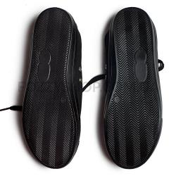 Кеды Oldcom Классика черные/черная подошва р.45