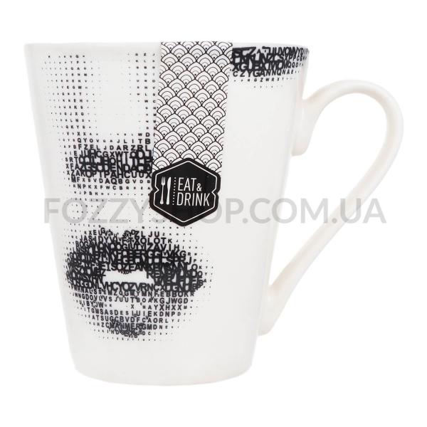 Чашка Eat&Drink 310мл