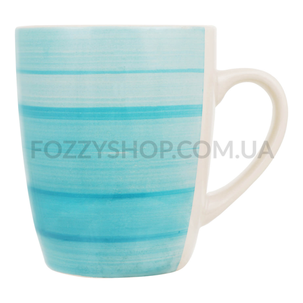 Чашка синяя 380мл