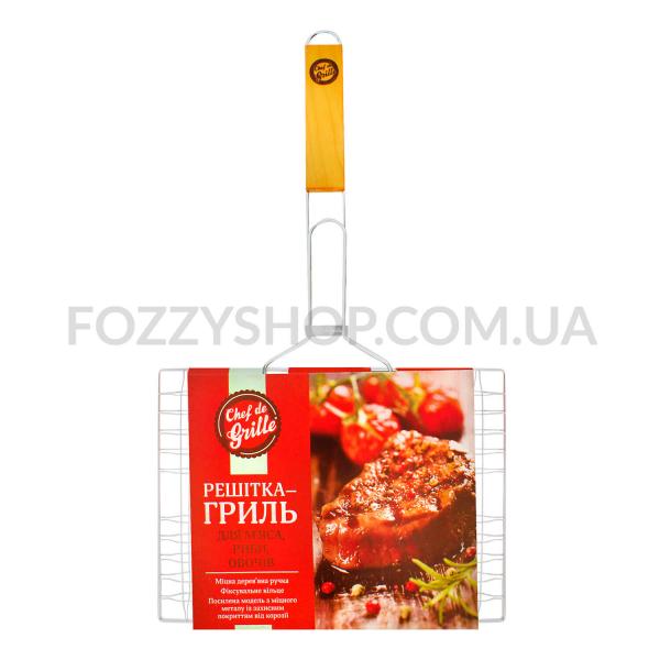 Решетка для гриля Chef de Grille 35*25см