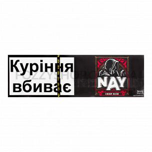 Табак для кальяна NAY Вишня&Ментол ароматизированный