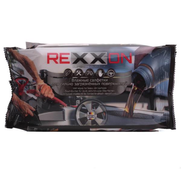 Салфетки влажные Rexxon Эконом
