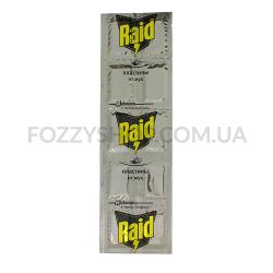 Пластины для фумигатора Raid против мух
