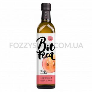 Масло из виноградных косточек Bioteca