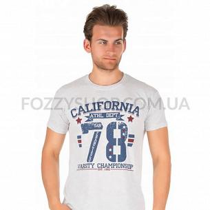 Футболка SOL`S REGENT 150 California_78 р-р XL, светло-меланжевый