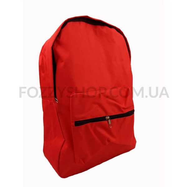 Рюкзак Promo красный, красный
