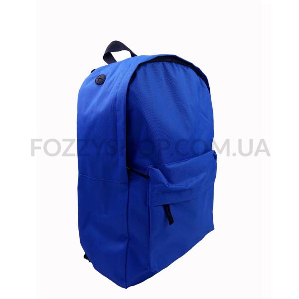 Рюкзак Basic синій, синий