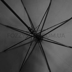 Зонт-трость, черный