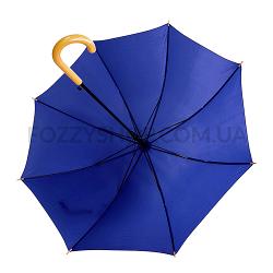 Зонт-трость, темно синий