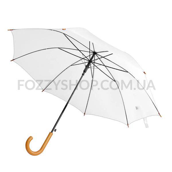 Зонт-трость, белый