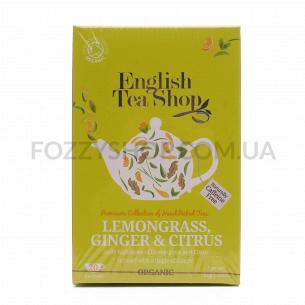 Чай травяной English Tea...