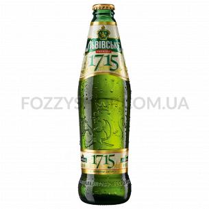 "Пиво ""Львівське"" 1715"