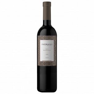 Вино Iveriuli Saperavi