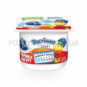 Йогурт Растишка чорниця 2%...