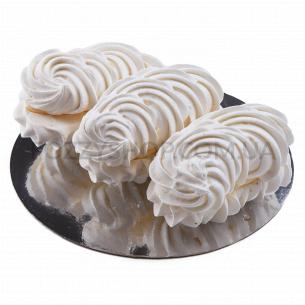 Пирожное Безе с маскарпоне