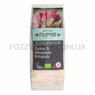 Мука Molino Filippini амарантовая