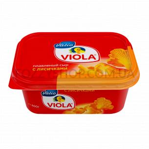 Сыр плавленый Viola с лисичками 55%