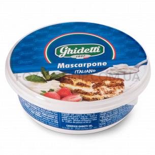 Сыр Ghidetti Маскарпоне из коровьего молока