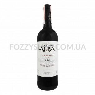 Вино Castillo de Albai Rioja