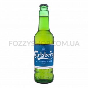 Пиво Carlsberg светлое безалкогольное