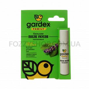 Бальзам роликовый Gardex Family после укусов