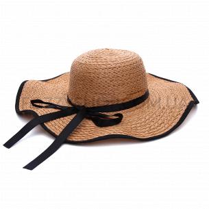 Шляпа женская 40см в ассортименте