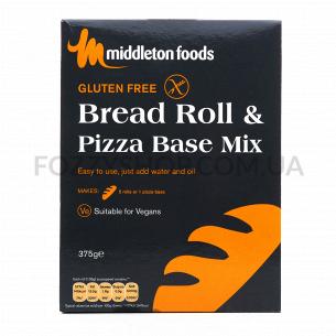 Смесь Middleton foods для приготовления хлеба, коржа для пиццы, без глютена