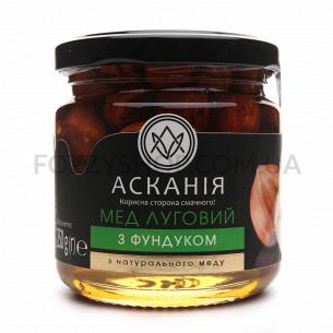 Мед Асканія Луговой с фундуком