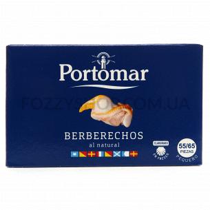 Моллюски Portomar французские в рассоле