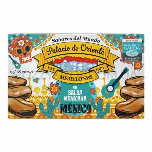 Мидии Palacio de Oriente по-мексикански
