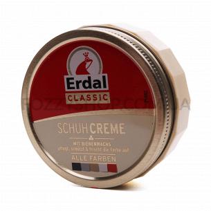 Крем-банка для обуви бесцветный ERDAL